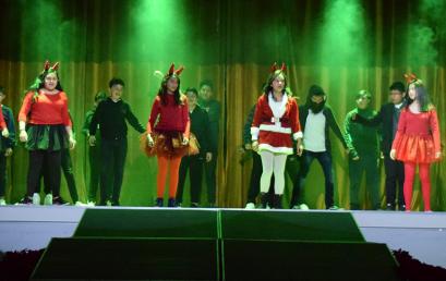 Festival de Navidad Secundaria