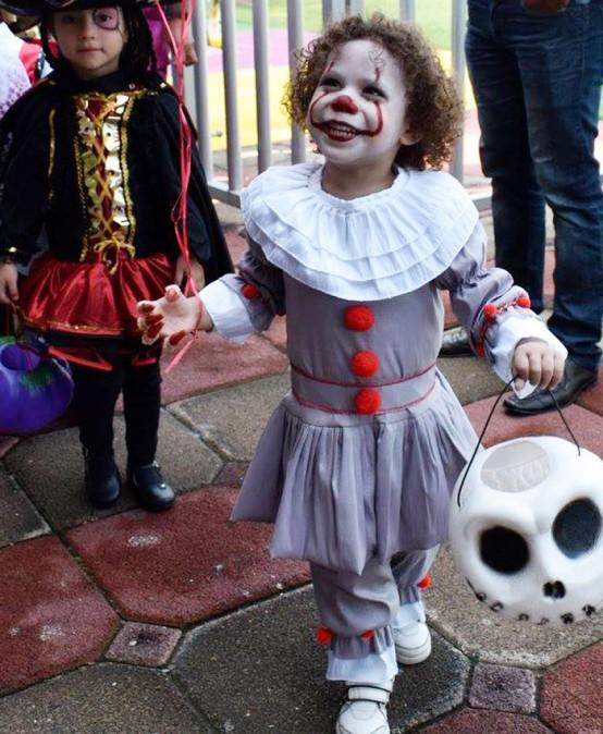 Halloween 2017, Jardín de Niños