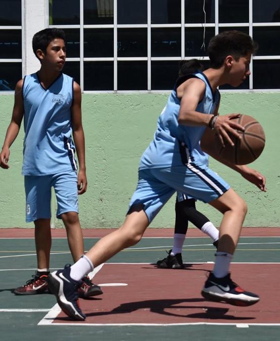 Basketball Intercolegial