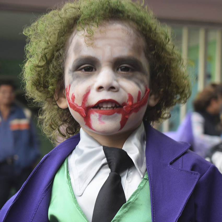 Halloween Parade Jardín de Niños 2018